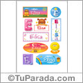 Elisa - Para stickers