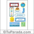 Josías - Para stickers