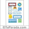José Manuel - Para stickers