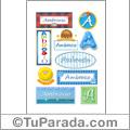 Ambrosio - Para stickers