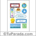 Onix - Para stickers