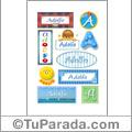 Adolfo - Para stickers