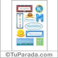 Maximiliano - Para stickers