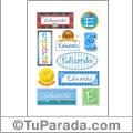 Eduardo - Para stickers