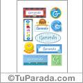 Gerardo - Para stickers