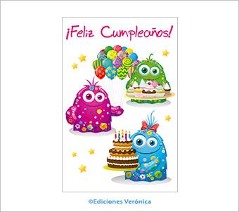 Tarjeta de cumpleaños-D501