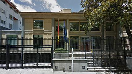 Embajada de España en Colombia