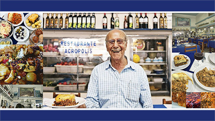 Tarjeta de Restaurantes en Brasil