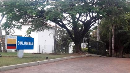 Embajada de Colombia en Brasil