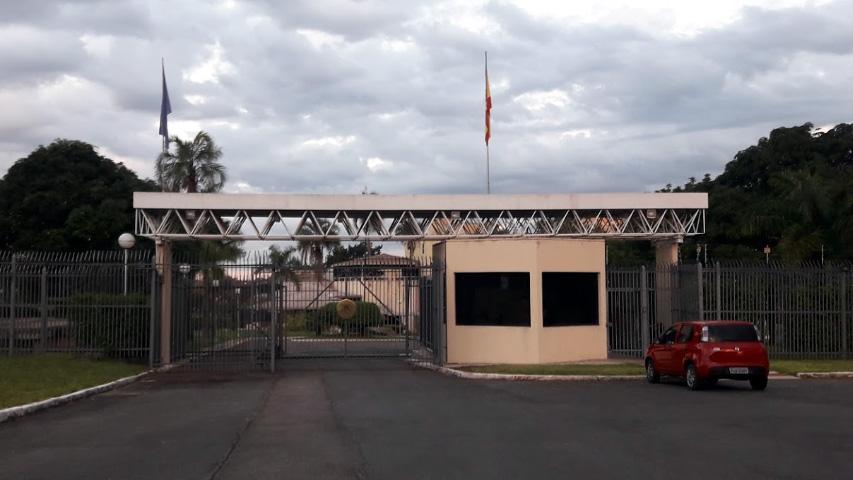 Tarjeta - Embajada de España en Brasil