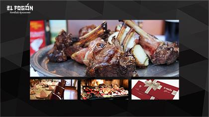 EL FOGÓN - Parrilada y Restaurant