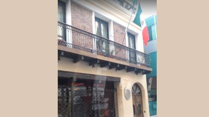 Embajada de Mexico