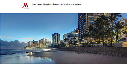 Resort San Juan Marriott y Casino Stellaris