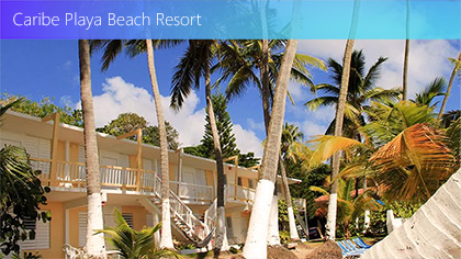Hotel Caribe Playa Beach Resort: Patillas, Puerto Rico