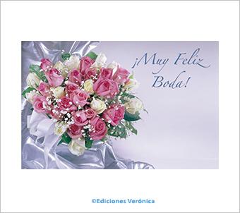 Tarjeta Flores - D550