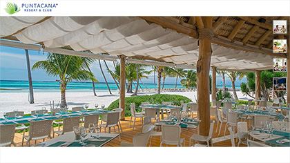 PuntaCana Resort & Club / Restaurant