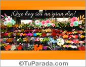 Feliz día con florería
