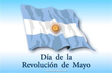 Día de la Revolución de Mayo