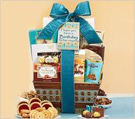 Canasta de chocolates y dulces