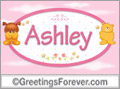 Names for babies, Ashley
