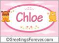 Names for babies, Chloe