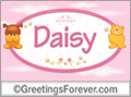 Names for babies, Daisy