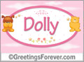 Names for babies, Dolly