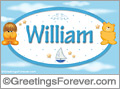 Names for babies, William