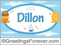 Names for babies, Dillon