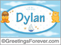 Names for babies, Dylan