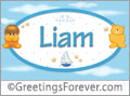 Names for babies, Liam