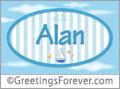 Names for doors, Alan