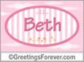 Names for doors, Beth