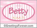 Names for doors, Betty