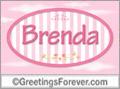Names for doors, Brenda