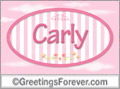 Names for doors, Carly