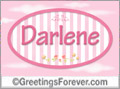 Names for doors, Darlene