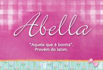 Nome Abella