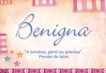 Nome Benigna