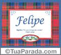 Significado e origem de Felipe
