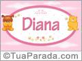 Nomes de bebê: Diana