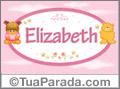 Nomes de bebê: Elizabeth