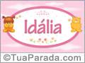 Nomes de bebê: Idalia