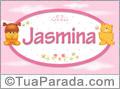 Nomes de bebê: Jasmina