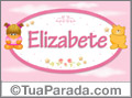 Nomes de bebê: Elizabete