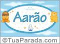 Nomes de bebê: Aarão