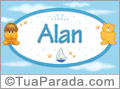 Nomes de bebê: Alan