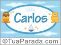 Nomes de bebê: Carlos