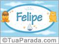 Nomes de bebê: Felipe