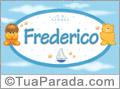 Nomes de bebê: Frederico